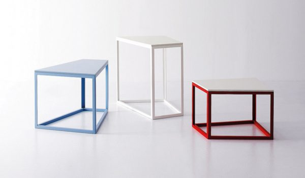 FILÙ low table & bookcase by Arflex