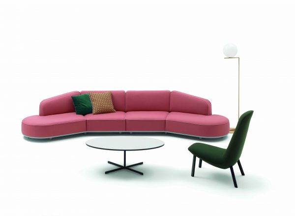 Arcolor Sofa by Arflex