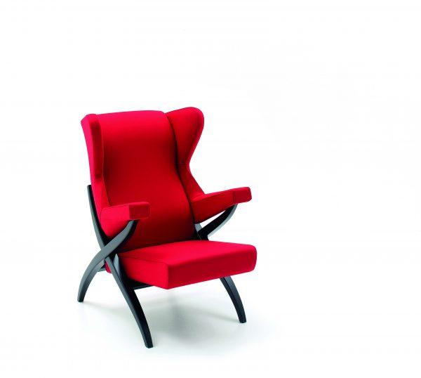Fiorenza lounge chair by Arflex