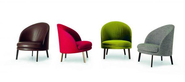 Jules Lounge chair-Arflex