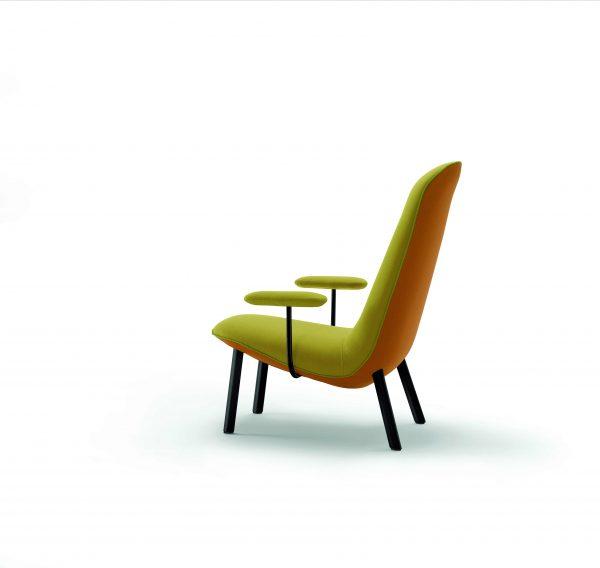 Leafo lounge chair-Arflex